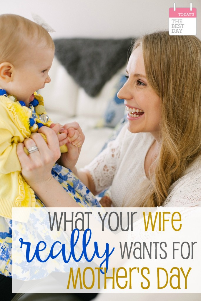 what really want wife