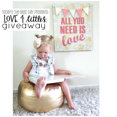 Love 4 Littles Giveaway 2