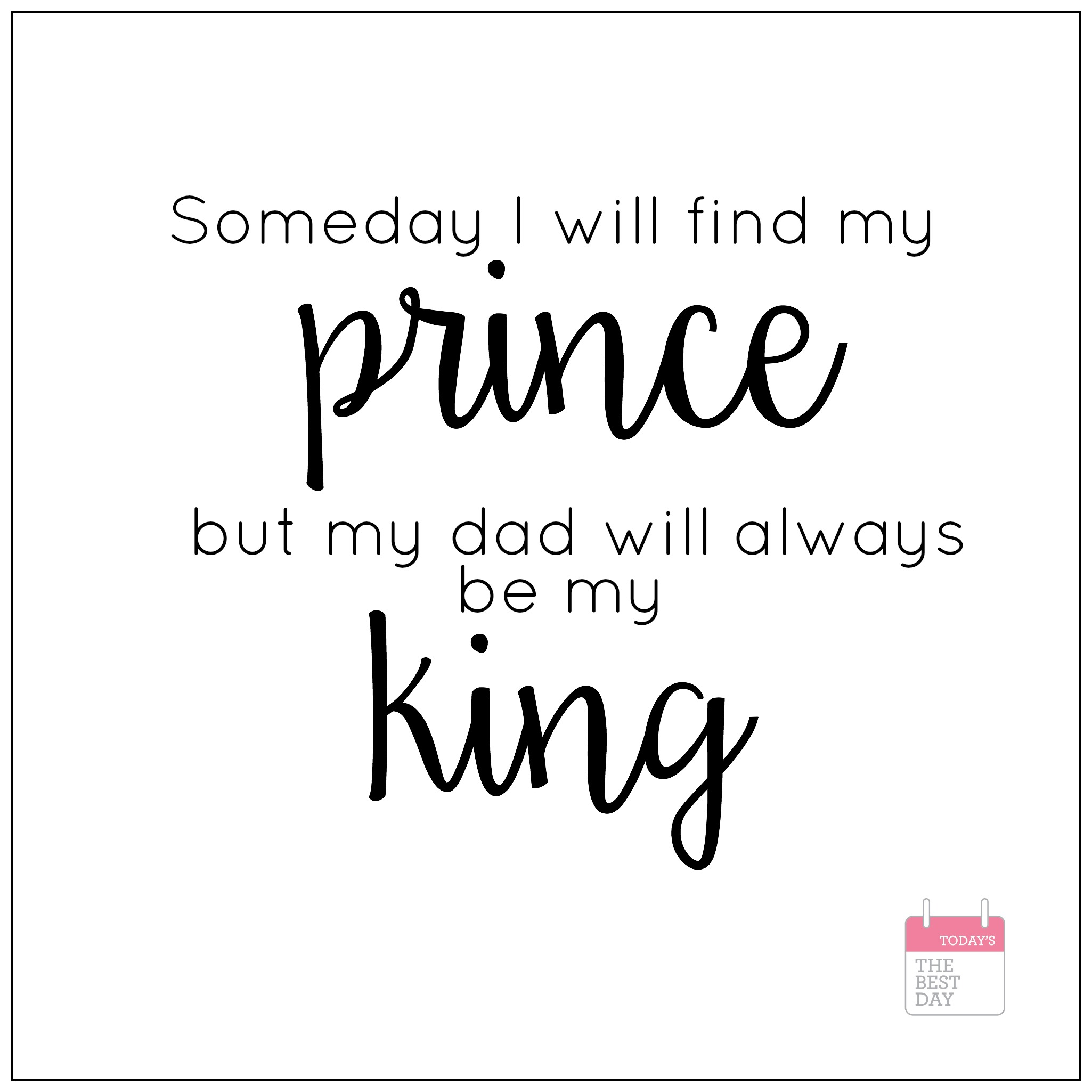 Father's Day Quotes & Printables