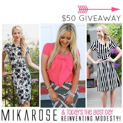 MIKA ROSE GIVEAWAY 2