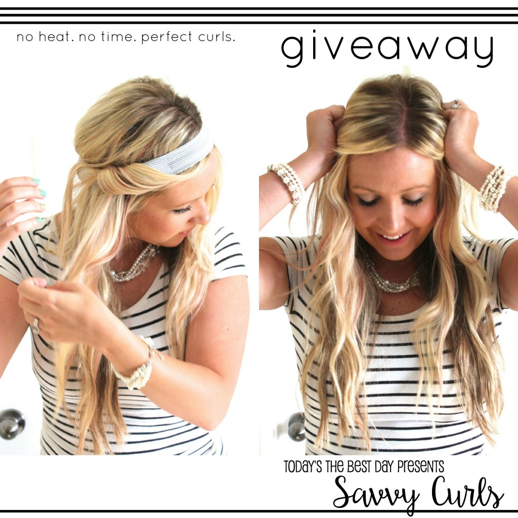 SAVVY CURLS GIVEAWAY