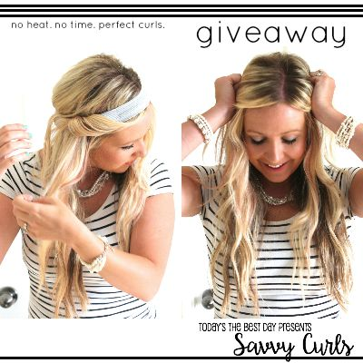 SAVVY CURLS GIVEAWAY 2