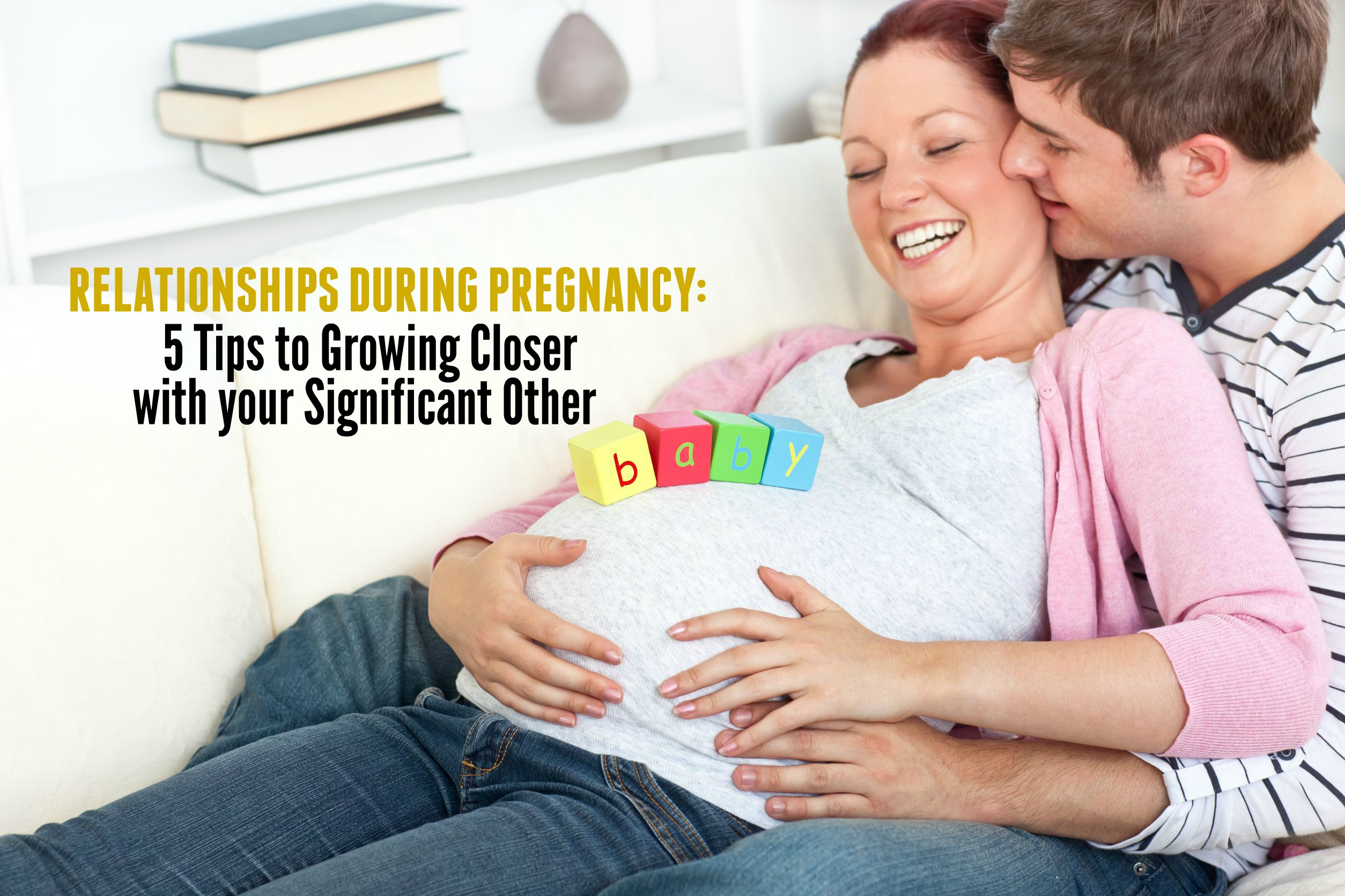 dating during pregnancy while pregnant If you're single and pregnant, here are 12 helpful tips for coping alone during pregnancy.
