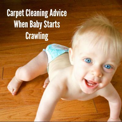 Carpet Cleaning Advice When Baby Starts Crawling 2