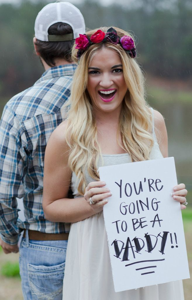 40 Of The Best Ways To Announce You Are Pregnant Todays