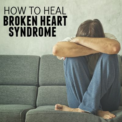 Relationship Trauma This could help you to heal broken heart syndrome 2
