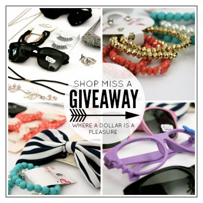 SHOP MISS A GIVEAWAY 2