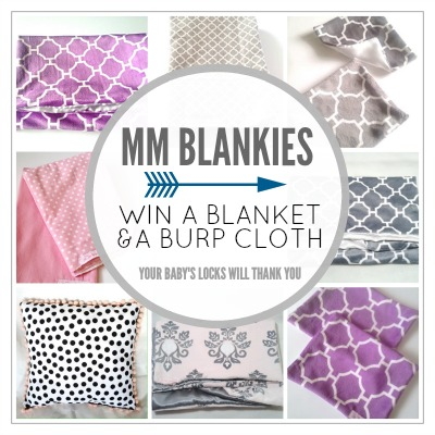 BLANKETS GIVEAWAY