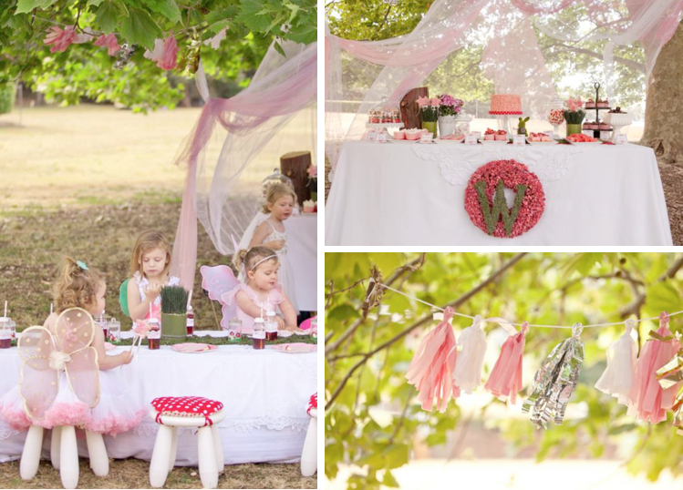 Enchanted Fairy Second Birthday Party Via Karas Ideas KarasPartyIdeas