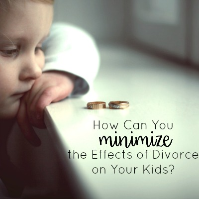 How Can You Minimize the Effects of Divorce on Your Kids 2