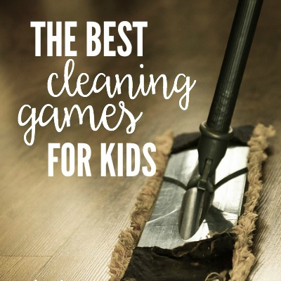 The Best Cleaning Games For Kids 2