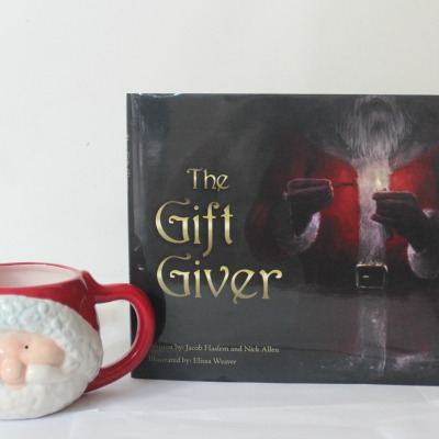 The Gift Giver Cover