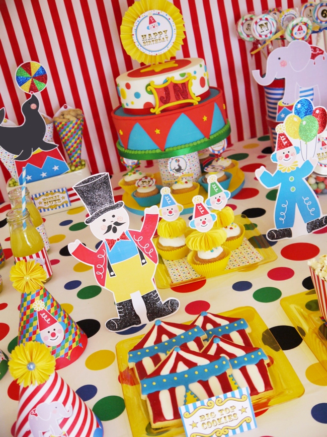 25 of the best birthday party themes for kids 5 and for Animal party decoration ideas