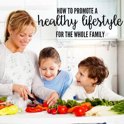How to Promote a Healthy Lifestyle for the Whole Family 2