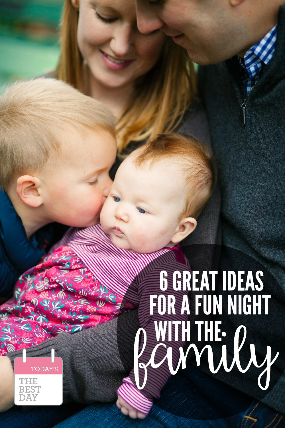 6 Great Ideas For A Fun Night With The Family
