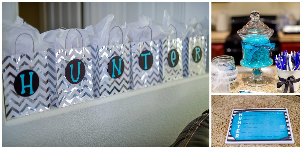 Black And White Baby Shower For The Oreo Lovers Todays The Best Day