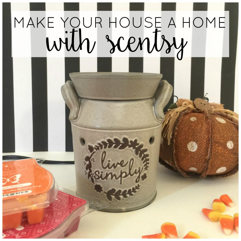 Make Your House A Home With Scentsy Giveaway Review