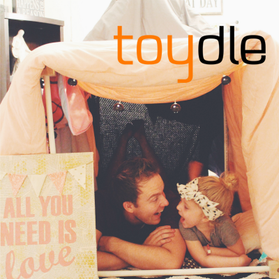 Toydle - Blanket Forts brought to a whole new level!