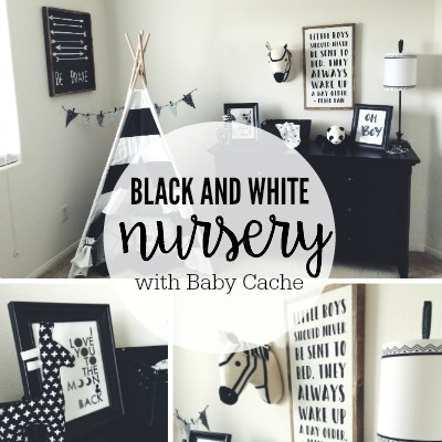 Black and White Nursery 2