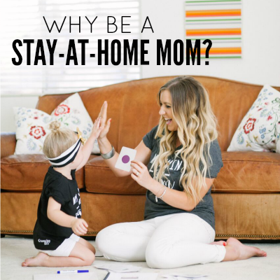 Why it's okay for some women to WANT to stay home and that being a stay-at-home mom is actually NOT a bad thing… at ALL.2