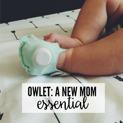 Owlet - A new mom ESSENTIAL
