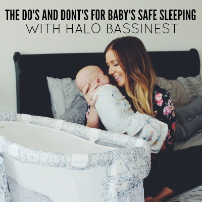 The Dos and Donts for Baby Safe Sleeping with HALO Bassinest