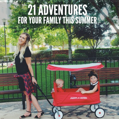 21 Adventures for Summer