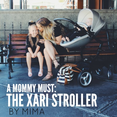 A MOMMY MUST: THE XARI STROLLER
