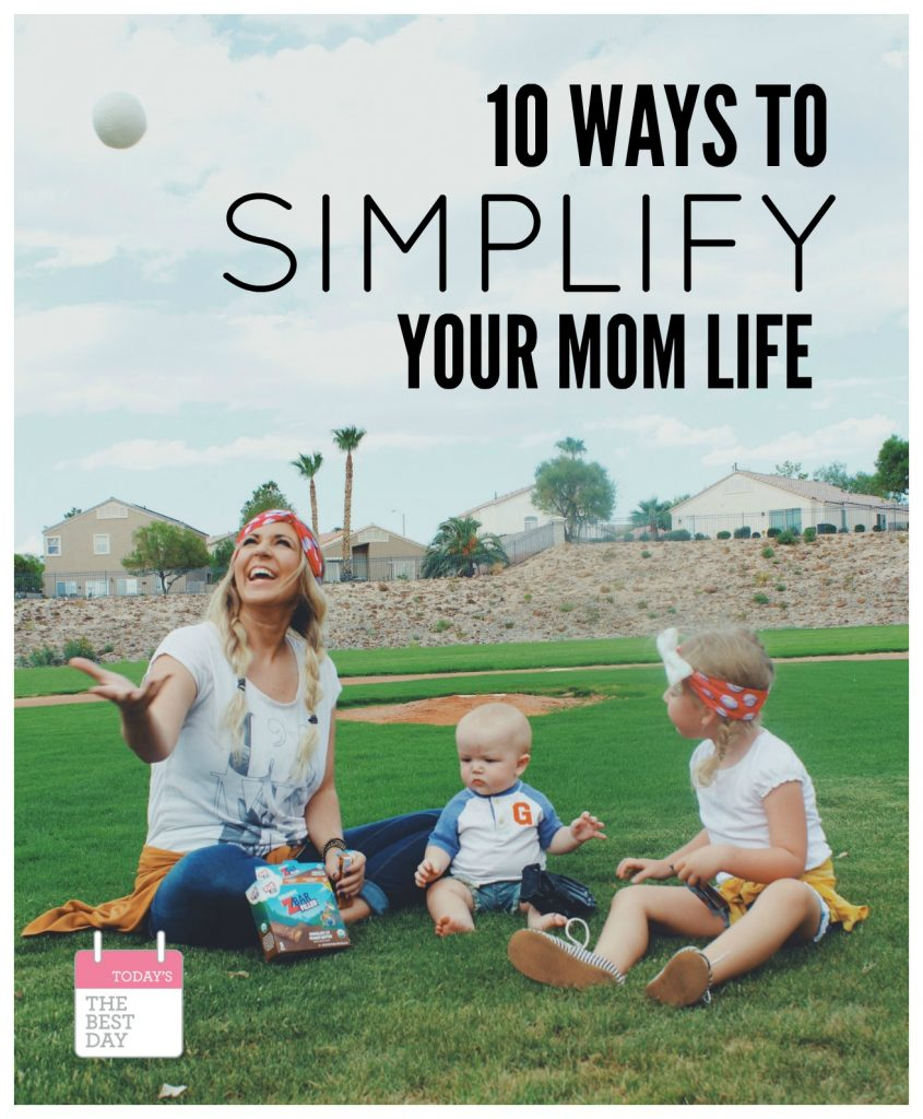 10 WAYS TO SIMPLIFY