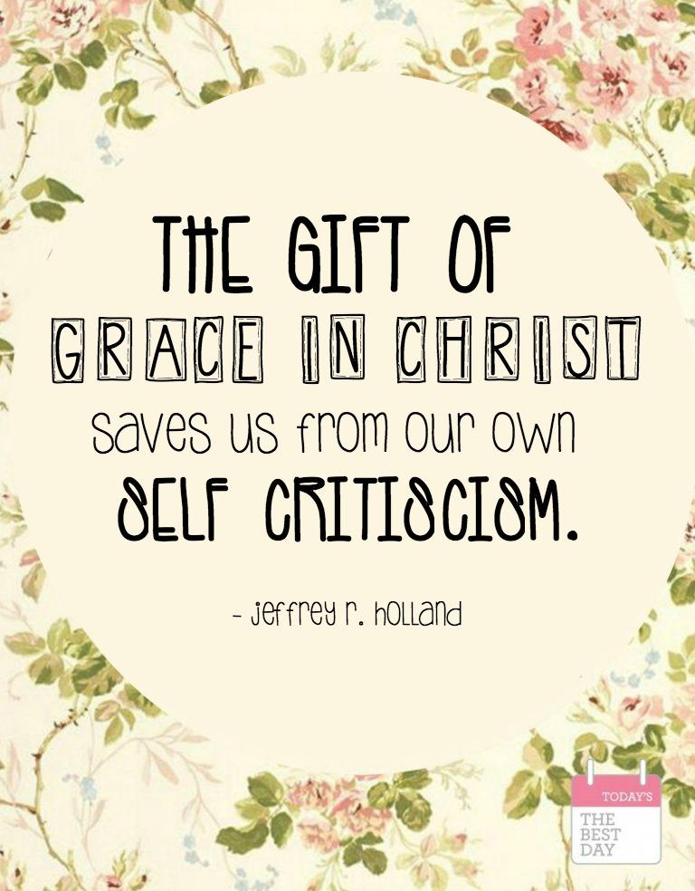 GRACE IN CHRIST