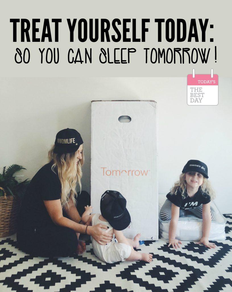 Sleep Tomorrow!