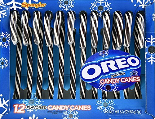 2 OREO CANDY CANES