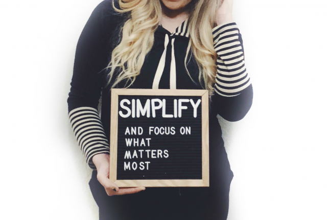 Simplify FB