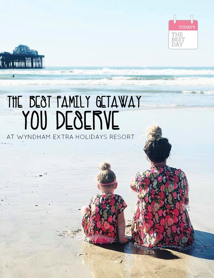 FAMILY GETAWAY TITLE